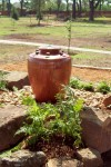 Water Vessel in Asher