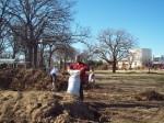Composting team work